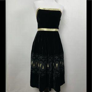 Betsey Johnson Evening Dress size 6